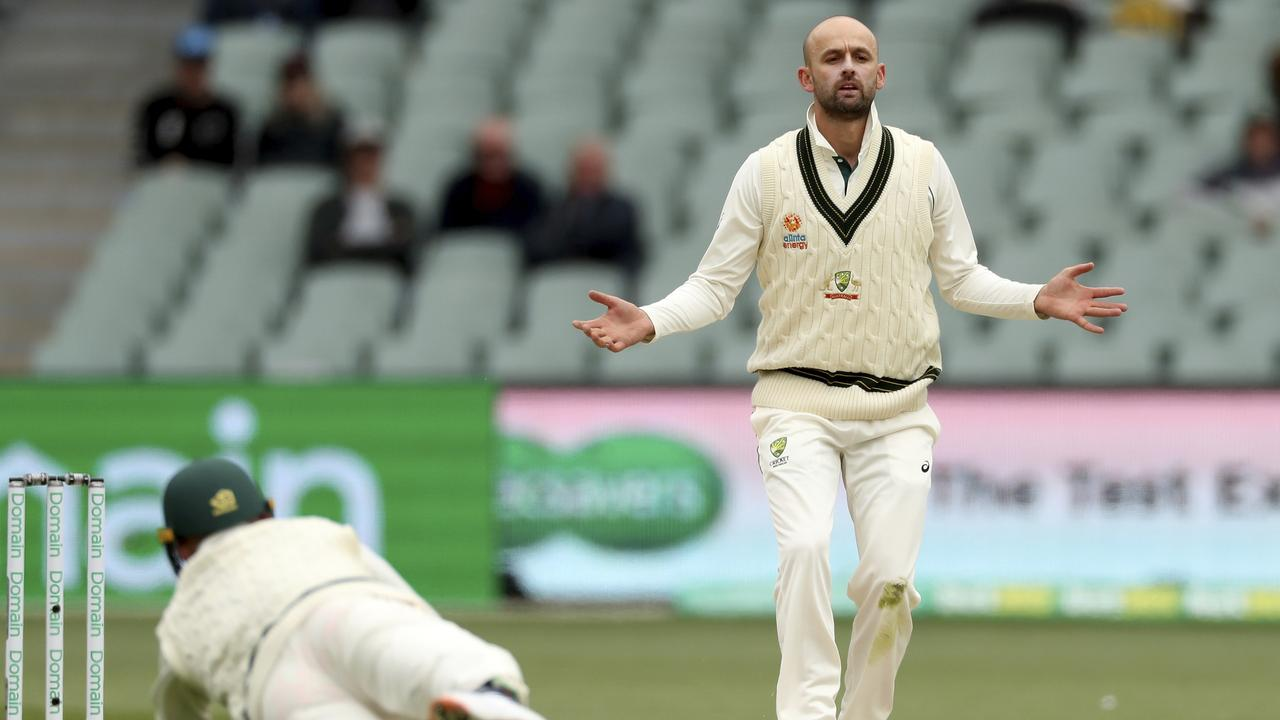 Things did not go Nathan Lyon's way this series.