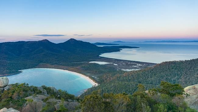 Tasmania is a rising economic star. Picture: Supplied