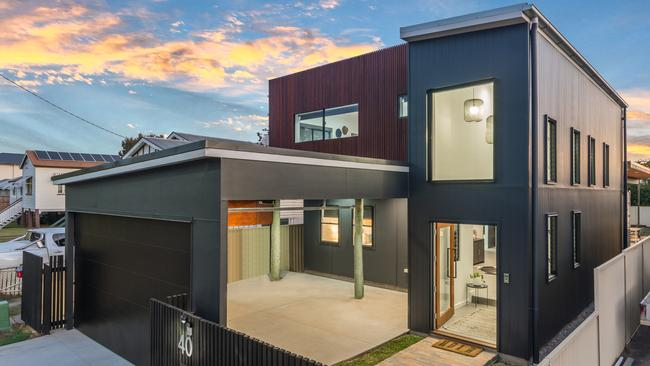 The home at 40 Jensen Rd, Banyo, has been completely transformed.