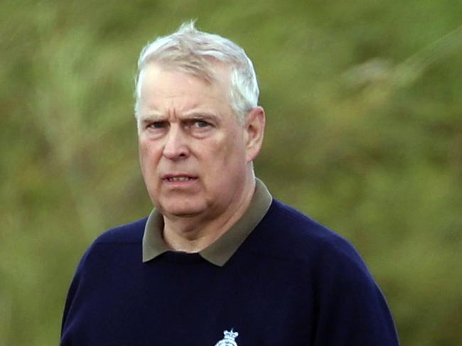 Prince Andrew's relationship with Jeffrey Epstein is facing further examination. Picture: AP