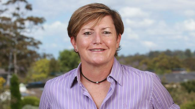 Won't run: Christine Forster has pulled out of the preselection race to be the Liberal candidate in Wentworth. Picture: Damian Shaw