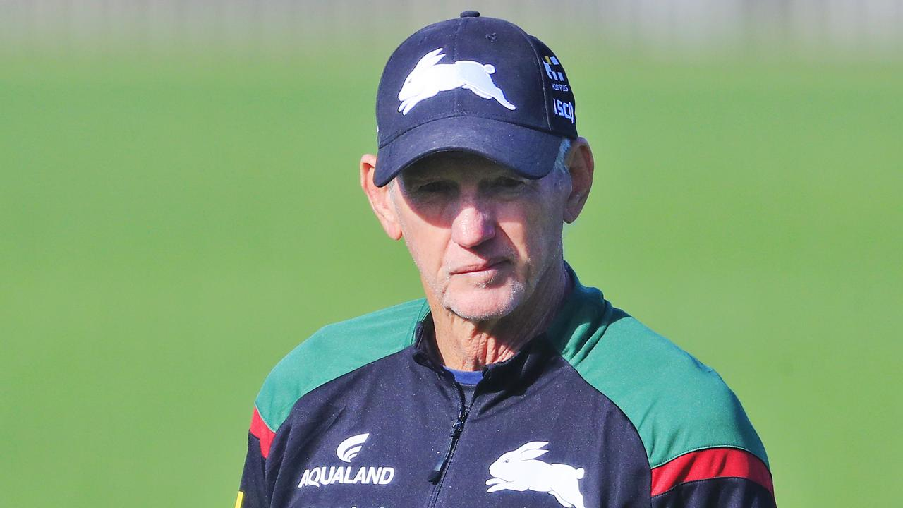 Wayne Bennett's days at the Broncos are over.