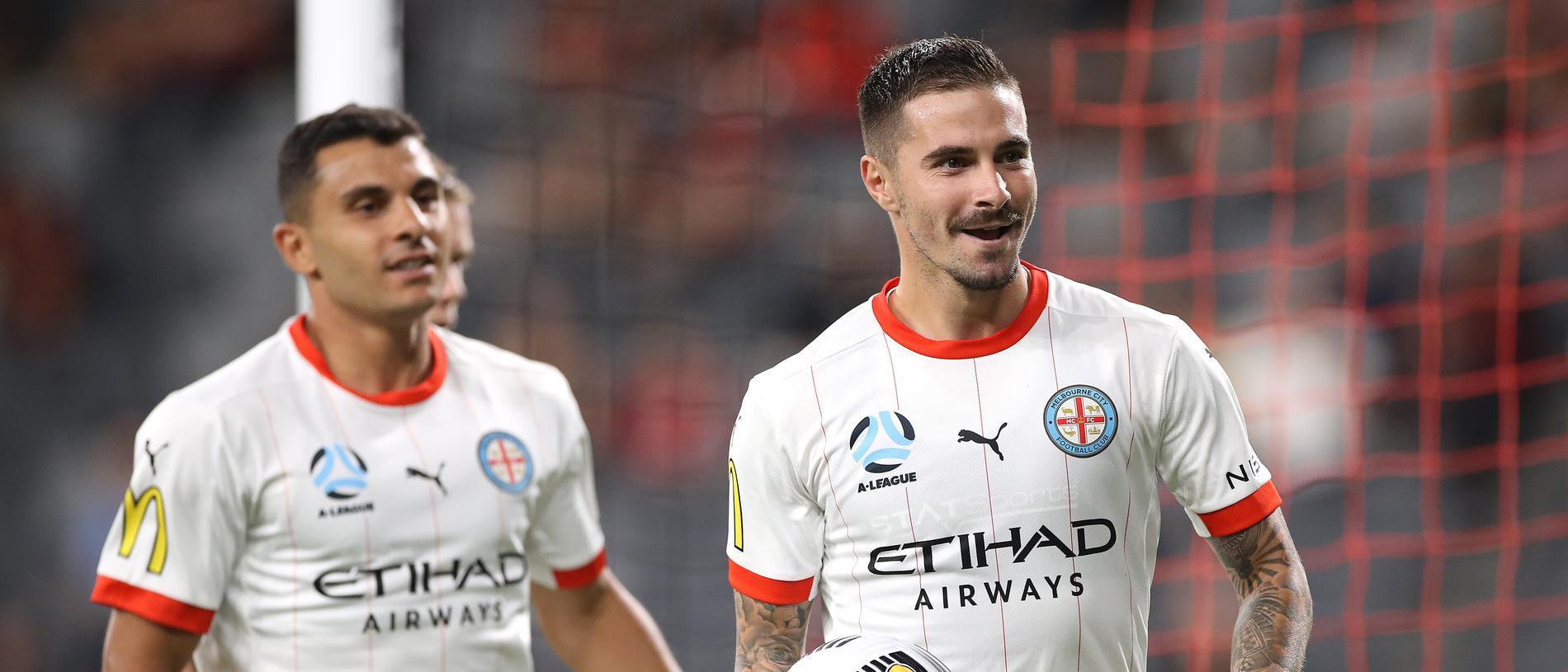 A-League - Western Sydney v Melbourne City