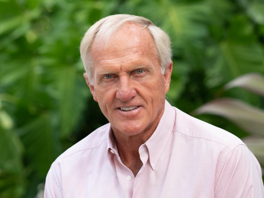 Greg Norman - Hobe Sound, Florida - November 20, 2018 - Exclusive for Courier Mail
