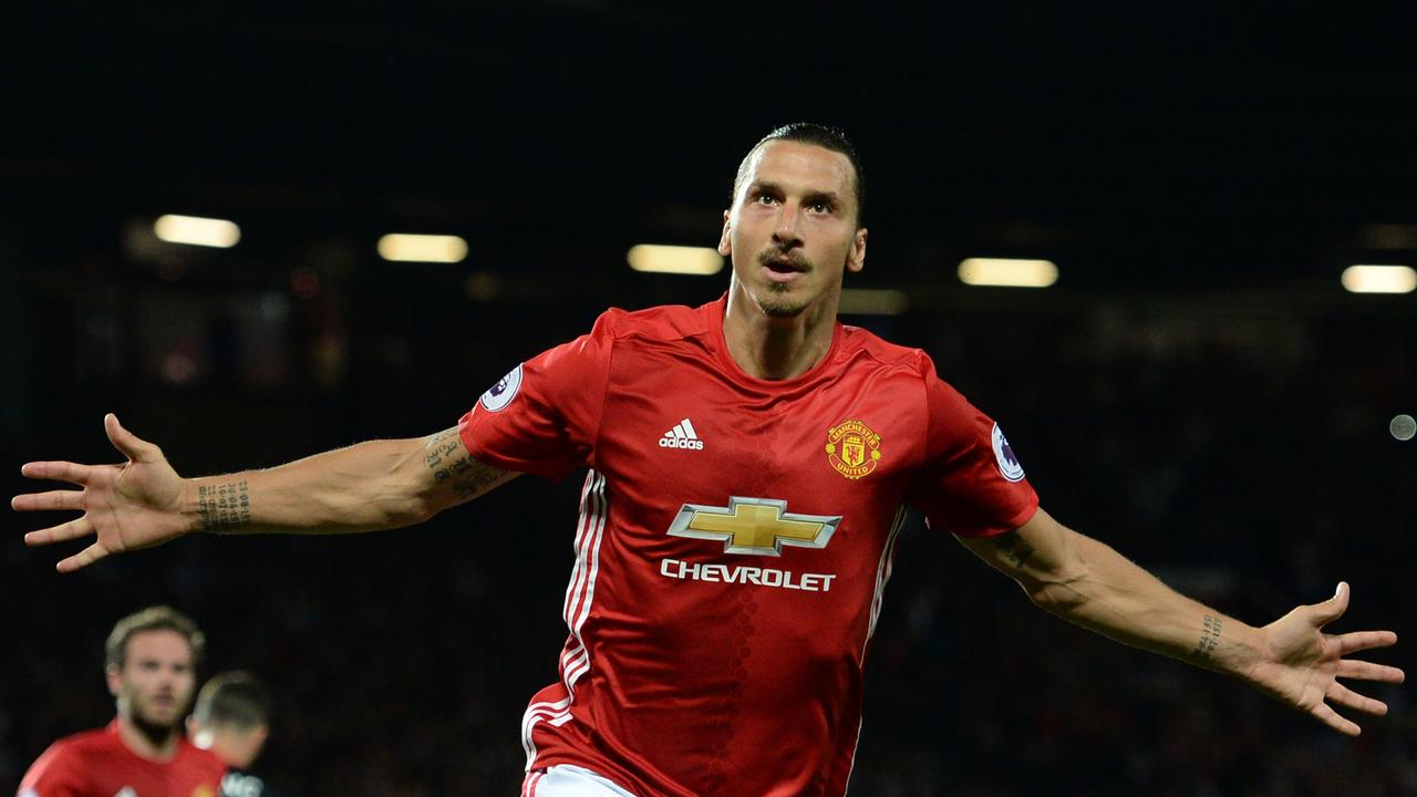 Zlatan Ibrahimovic says his spell at the Red Devils