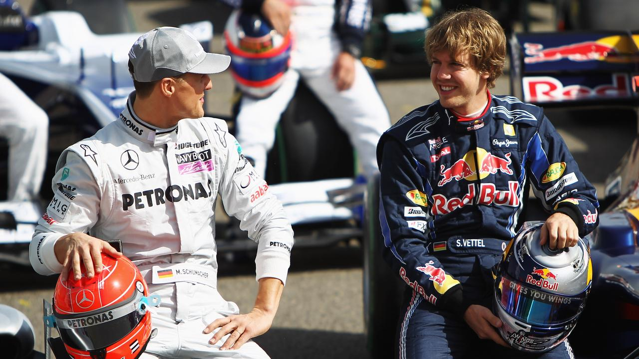 Vettel has often been likened to Michael Schumacher, but those comparisons are overly simplistic.
