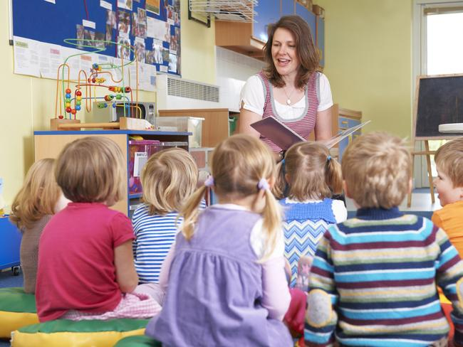 A church-run early learning centre could refuse to accept children whose parents don't attend church, the group says. Picture: iStock