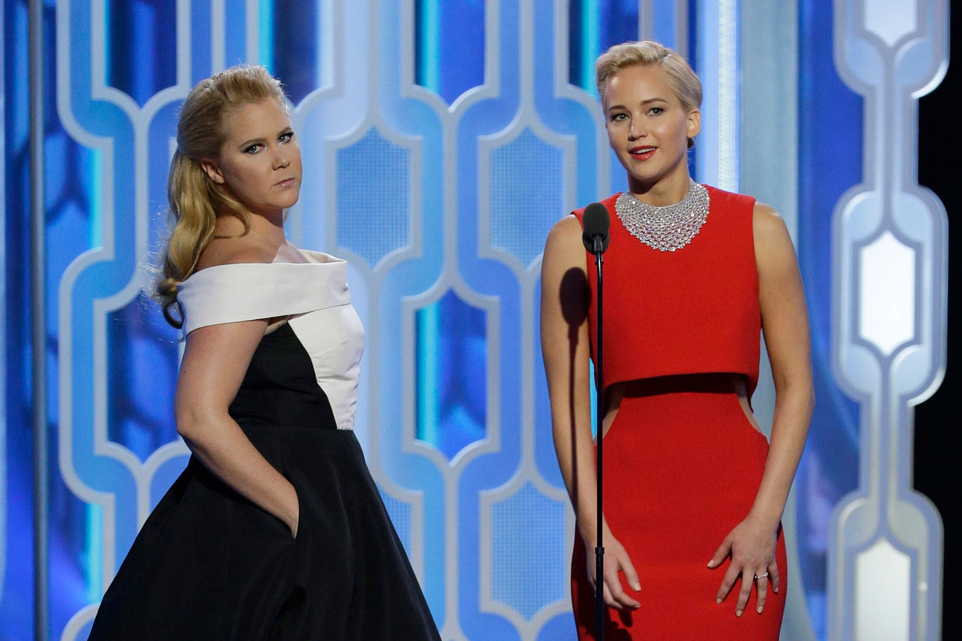 Jennifer Lawrence invited Amy Schumer to dinner and then uninvited her moments later