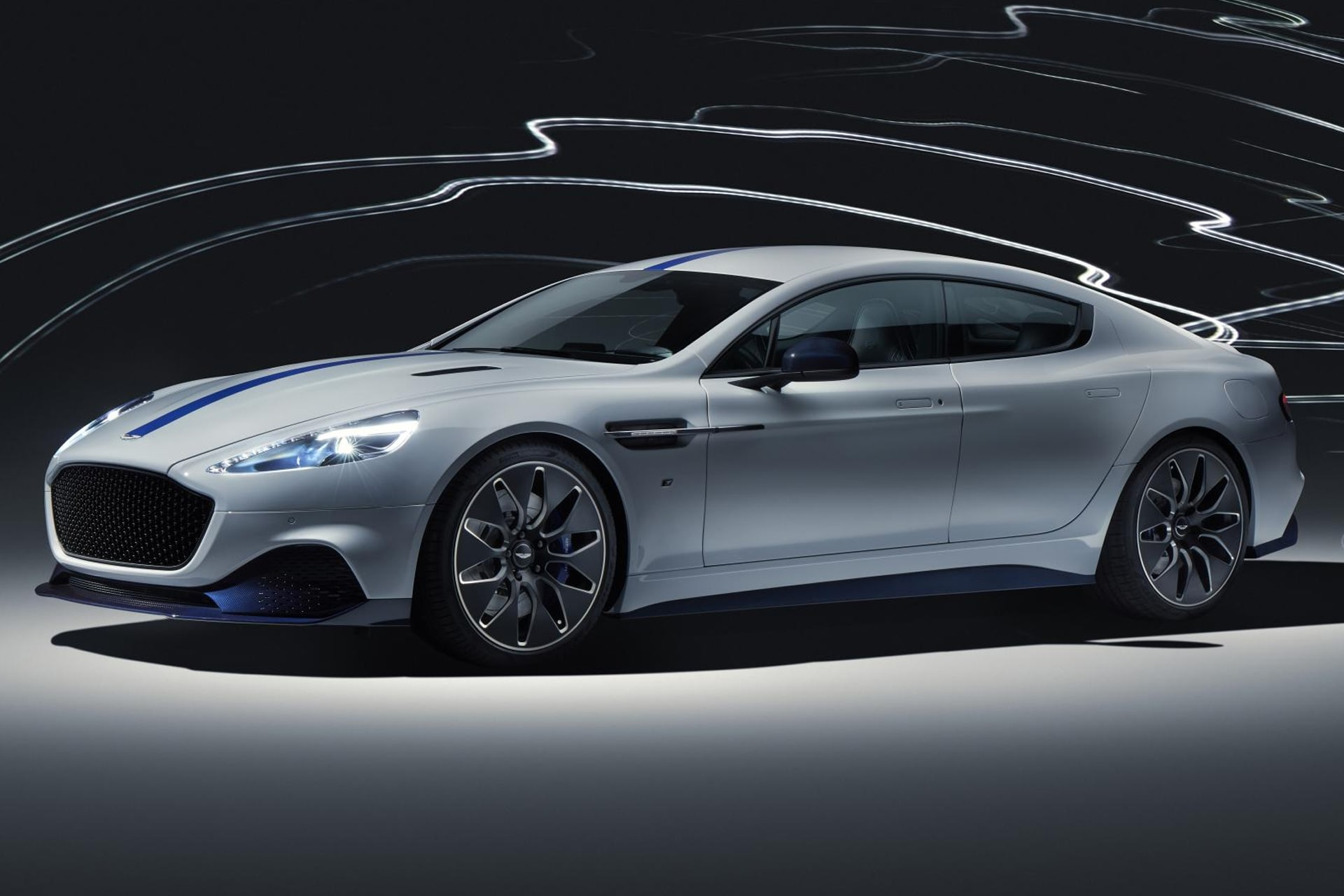 Aston Martin Have Become The Latest To Enter The Electric Car Arena
