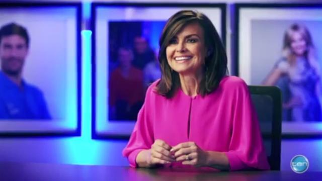 Lisa WIlkinson joins The Project