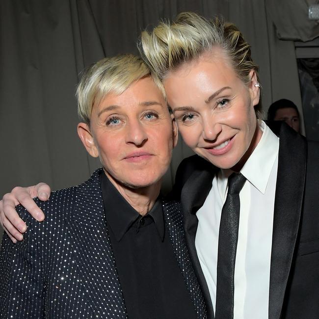 Ellen has been married to Australian actress Portia de Rossi since 2008.