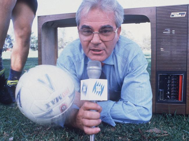 Les Murray in 1994.