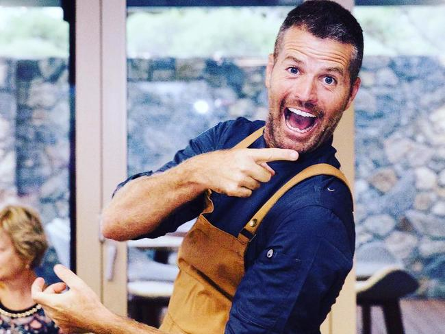 Celebrity Chef Pete Evans says he has just one meal a day.