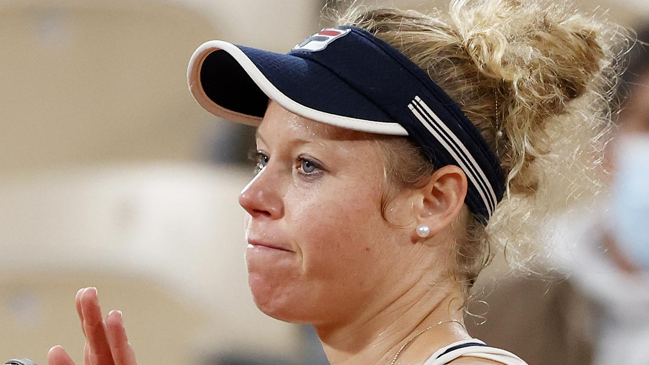 Laura Siegemunnd came under scrutiny. (Photo by Clive Brunskill/Getty Images)