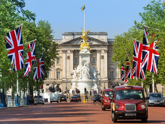 London has been named the best destination in the world.