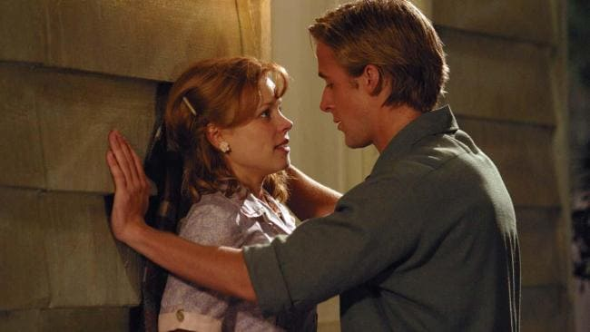 Noah and Ally. Photo: The Notebook
