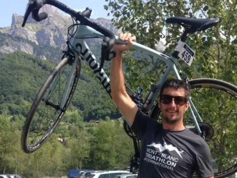 Marc Sutton, the British expat shot dead by a hunter in the French Alps. Picture: Facebook