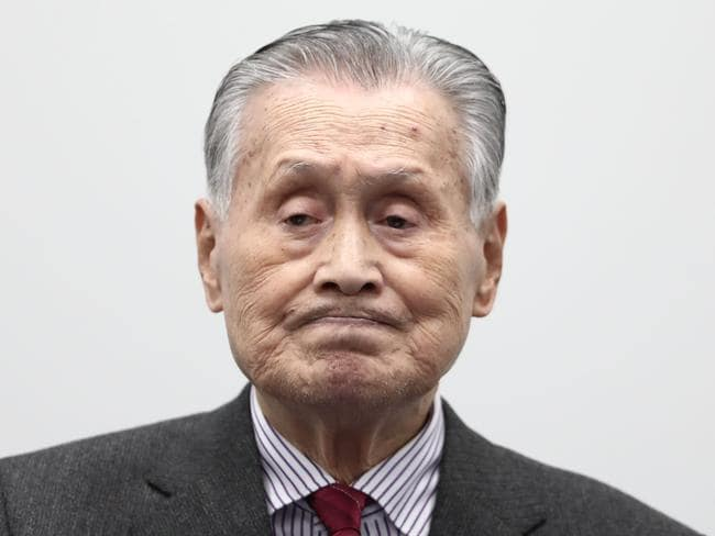 Tokyo 2020 president Yoshiro Mori believes it will be a costly postponement.