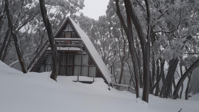 Mount Baw Baw has received even more snow overnight. Picture: Mt. Baw Baw