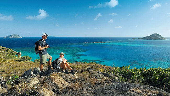 There's a six-month $100,000 job going for a park ranger in Queensland. Tourism Australia expects it will include a visit to Lizard Island.