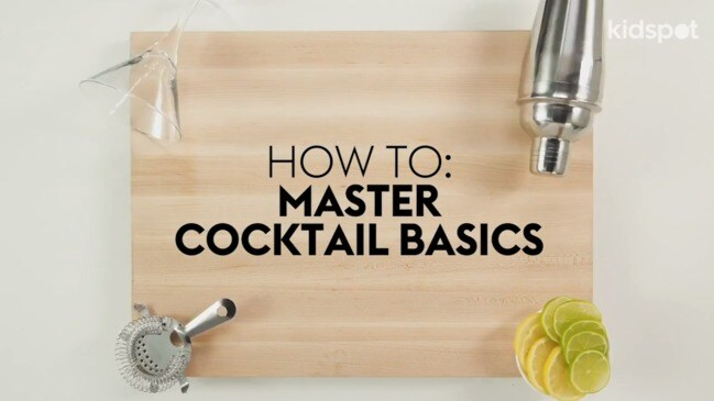 How to master cocktail basics