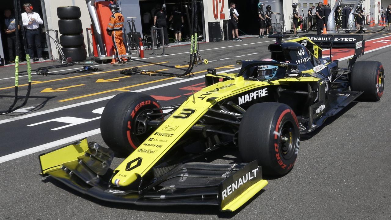 F1 French Grand Prix 2019 Qualifying Live Results Timings Daniel Ricciardo Renault Stream Updates Highlights Watch Video Latest News Fox Sports