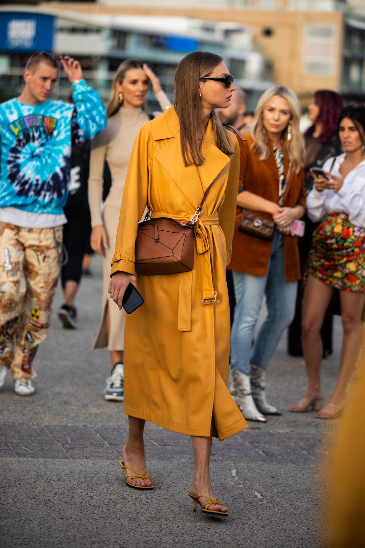 Street style inspiration from Mercedes-Benz Fashion Week Australia 2019