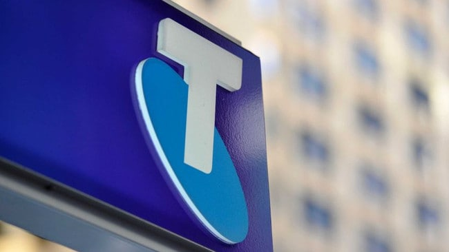 Telstra topped the list.