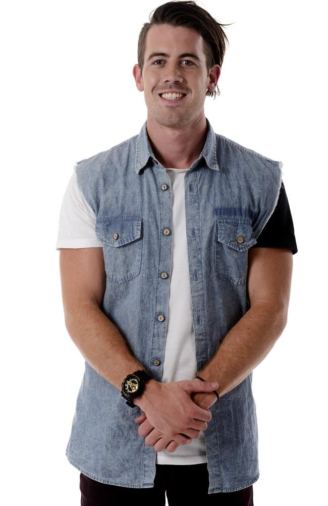 New direction ... Brent Owens hopes to pursue a TV career after MasterChef..