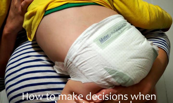 How to make decisions when you've got a new baby