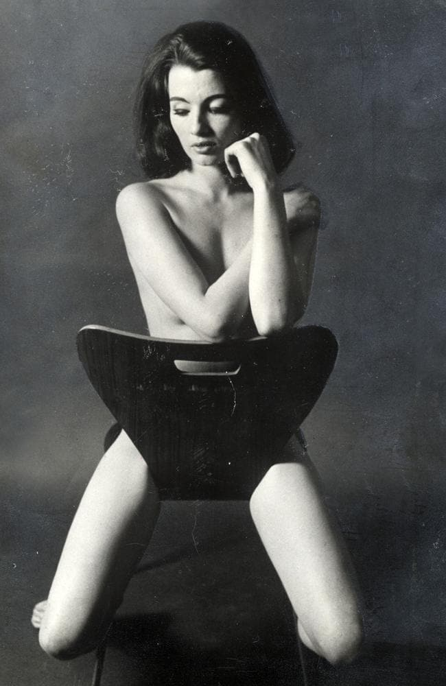 The Profumo affair, centred on 19-year-old prostitute Christine Keeler, above, is probably the highest profile example of kompromat in the west. Picture: Lewis Morley