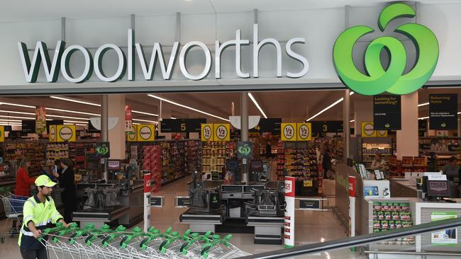 Woolworths could have been called something very different today. Picture: AFP Photo / Peter Parks