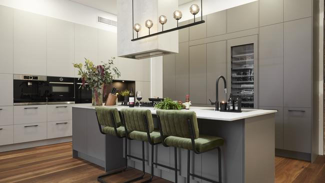 I mean it's a pretty kitchen … did it deserve to come last? Judges thought it lacked functionality.