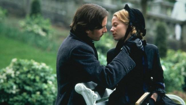 Christian Bale in 'Little Women' is everything. Photo: 'Little Women'