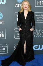 Patricia Clarkson attends the 24th annual Critics' Choice Awards at Barker Hangar on January 13, 2019 in Santa Monica, California. Jon Kopaloff/Getty Images/AFP