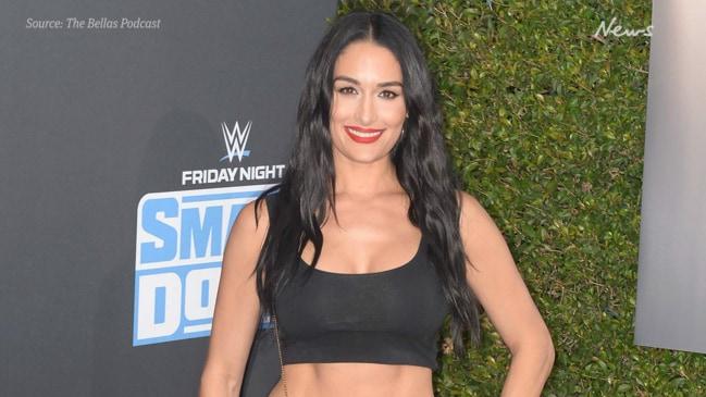 WWE star Nikki Bella dishes on new sex life after John Cena