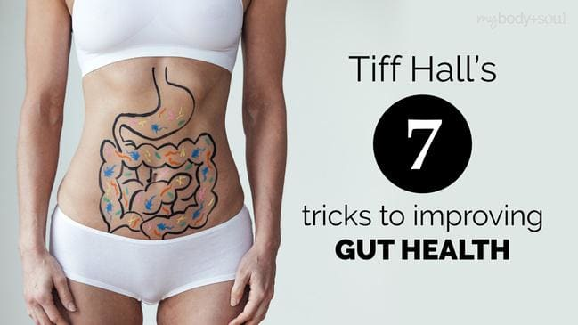Tricks to improving gut health