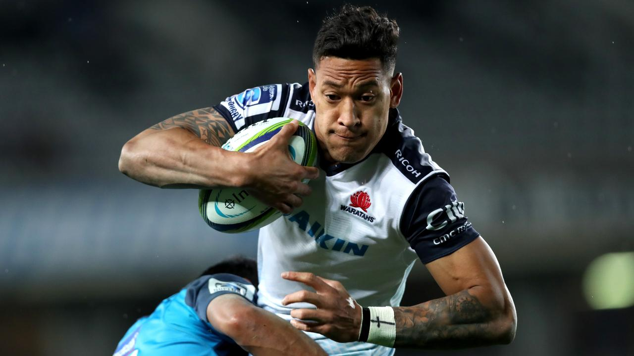 The Blues are bracing for Israel Folau to be at his best in his return from a hamstring injury and series of controversial off-field comments.