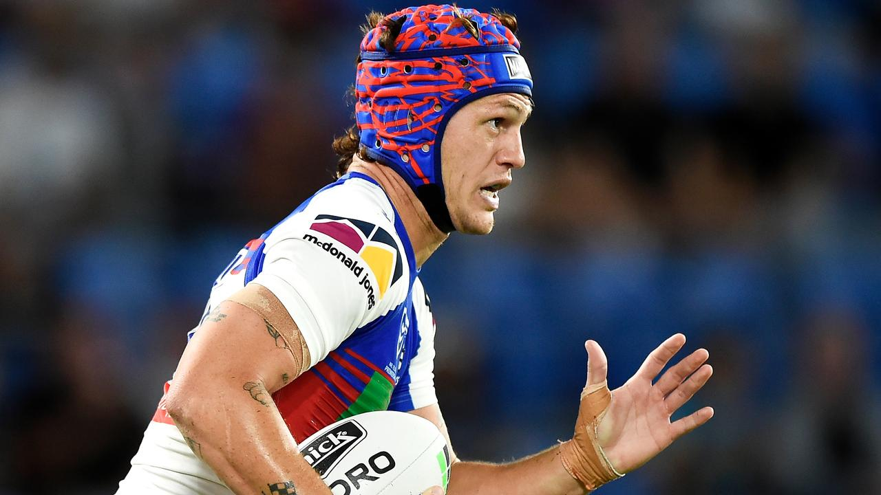Kalyn Ponga is under a lot of pressure. (Photo by Matt Roberts/Getty Images)