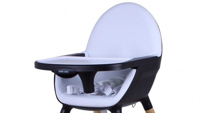 CNP Brands: PSA recall issued for popular high chairs