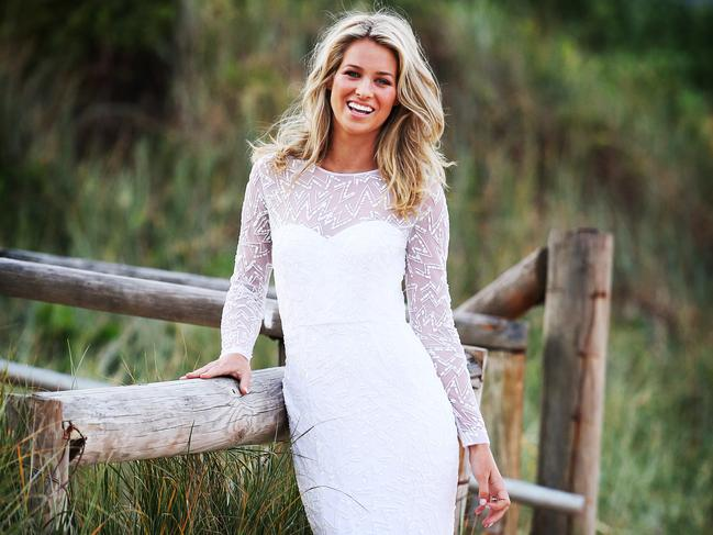 Tragedy led to a total career change for Elle Watmough