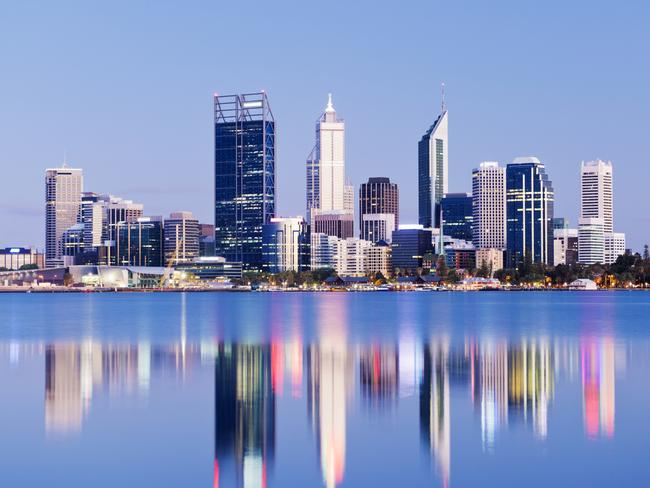 Holiday-makers can also save on domestic flights, such as from Melbourne to Perth, if they strike at the right time.