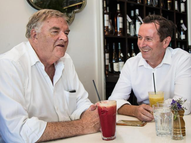 Queen's man: Kim Beazley appointed WA Governor