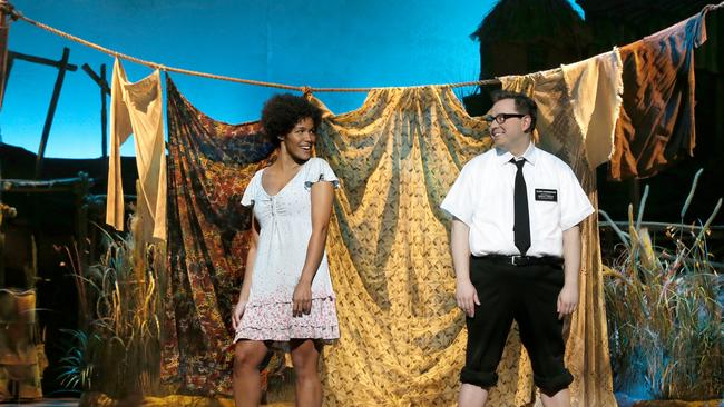 Emily Kwok says the musical is inaccurate. Picture: Jeff Busby