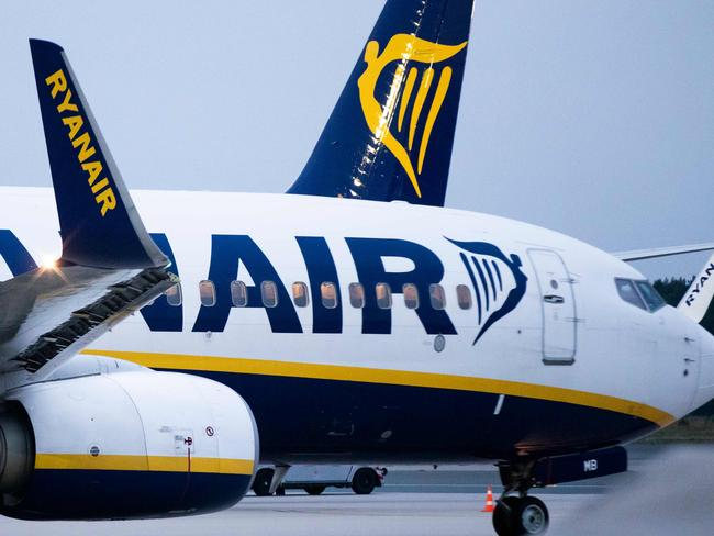 Ancillary charges helps Ryanair keep its airfares so low. Picture: Marcel Kusch/dpa/AFP