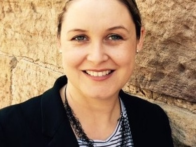 Kate Reader, who is heading the ACCC's digital platforms inquiry. Picture: LinkedIn