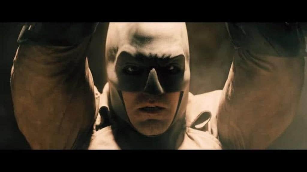 Batman v Superman - Exclusive sneak peek