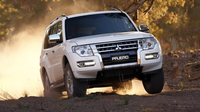 Mitsubishi Pajero future up in the air as production slows