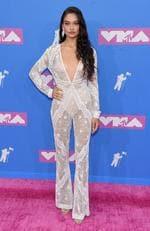 Shanina Shaik attends the 2018 MTV Video Music Awards at Radio City Music Hall on August 20, 2018 in New York City. Picture: Jamie McCarthy/Getty Images