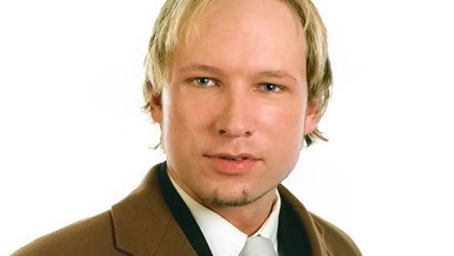 Second opinion: Lawyers want a new psychiatric evaluation done on Anders Behring Breivik, the Norway gunman who killed 77 people in July, hree saying three psychologists and a psychiatrist see no signs of paranoid schizophrenia. Picture: Supplied